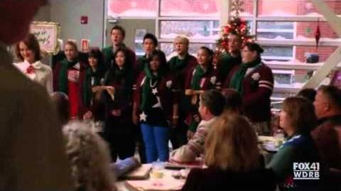 Glee - Welcome Christmas (from The Grinch Who Stole Christmas)