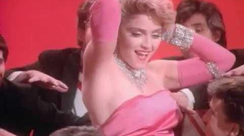 Madonna - Material Girl (Official Music Video)