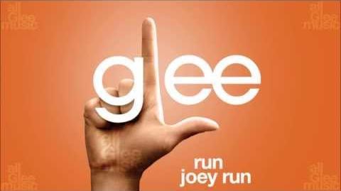 Run Joey Run Glee HD FULL STUDIO