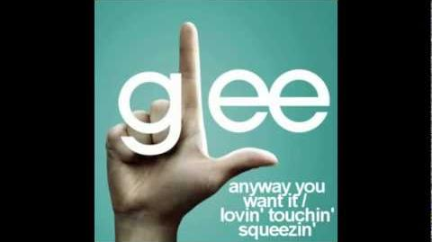 Glee - Any Way You Want