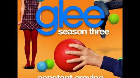Glee - Constant Craving (Proper Acapella)