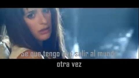 Lea Michele - CannonBall Video Sub Español