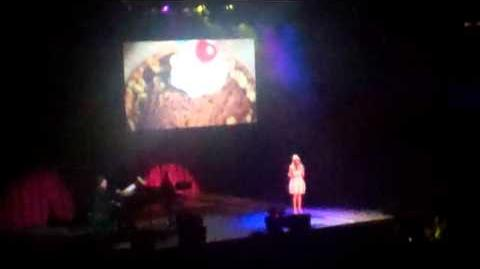 """Vanilla Ice Cream"" Kristin Chenoweth - Trevor Live 2012"