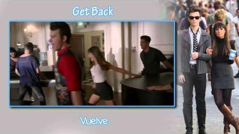Glee - Get back Sub Esp Vídeo