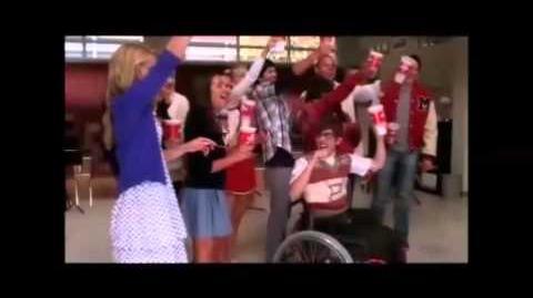 Glee All Slushie Moments (Seasons 1-4)