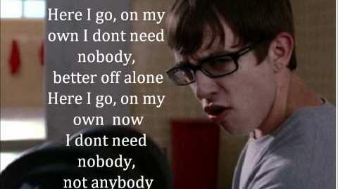 Stronger - Glee Cast - Lyrics-1