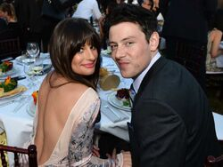 A-history-of-cory-monteith-and-lea-micheles-gleeful-romance