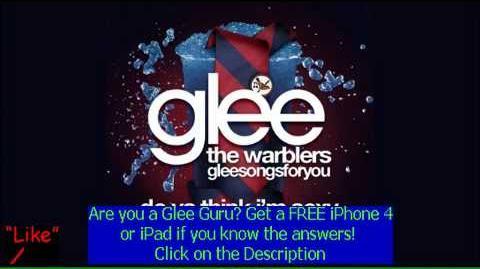 The Dalton Academy Warblers - Do Ya Think I'm Sexy (Glee Cast Version) New Upload