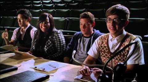 """GLEE - Full Performance of """"Blow Me"""""""