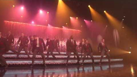 GLEE Full Performance of My Sharona from The Hurt Locker, Part 2