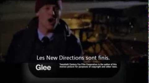 """Glee - Promo 4x09 """"Swan Song"""" (vostfr)"""