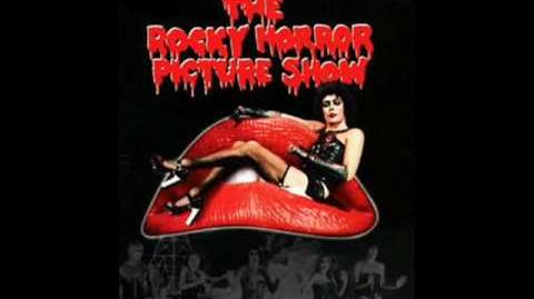 Rocky Horror Picture Show - Dammit, Janet
