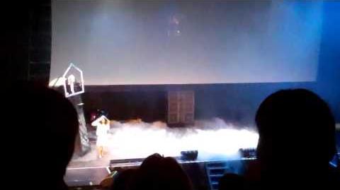 There's a Light Rocky Horror Tribute (Lea Michele Matt Morrison)
