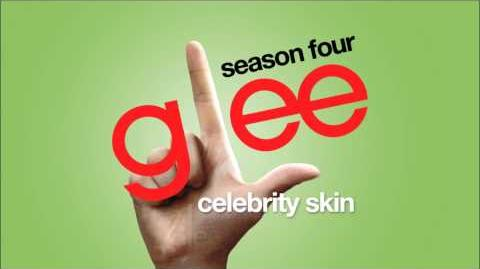 Celebrity Skin Glee HD FULL STUDIO