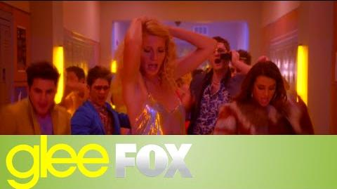 "GLEE ""Party All the Time"" Official Performance"