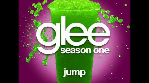 Glee - Jump (DOWNLOAD MP3 LYRICS)