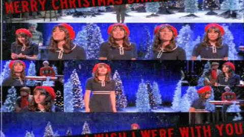 Glee - Merry Christmas Darling (Acapella)