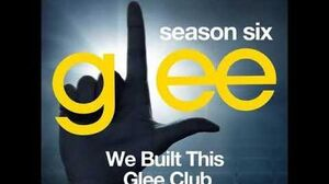 Glee - We Built This City (HD FULL STUDIO)