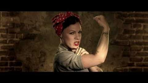 P!nk - Raise Your Glass-0