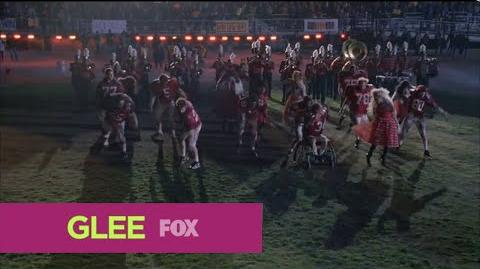 GLEE - Full Performance of ''Thriller Heads Will Roll'' from ''The Sue Sylvester Shuffle''