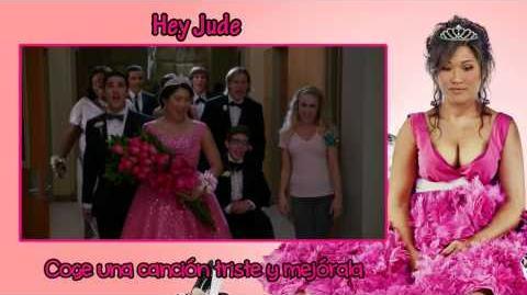 Glee - Hey Jude Sub Esp Vídeo-0