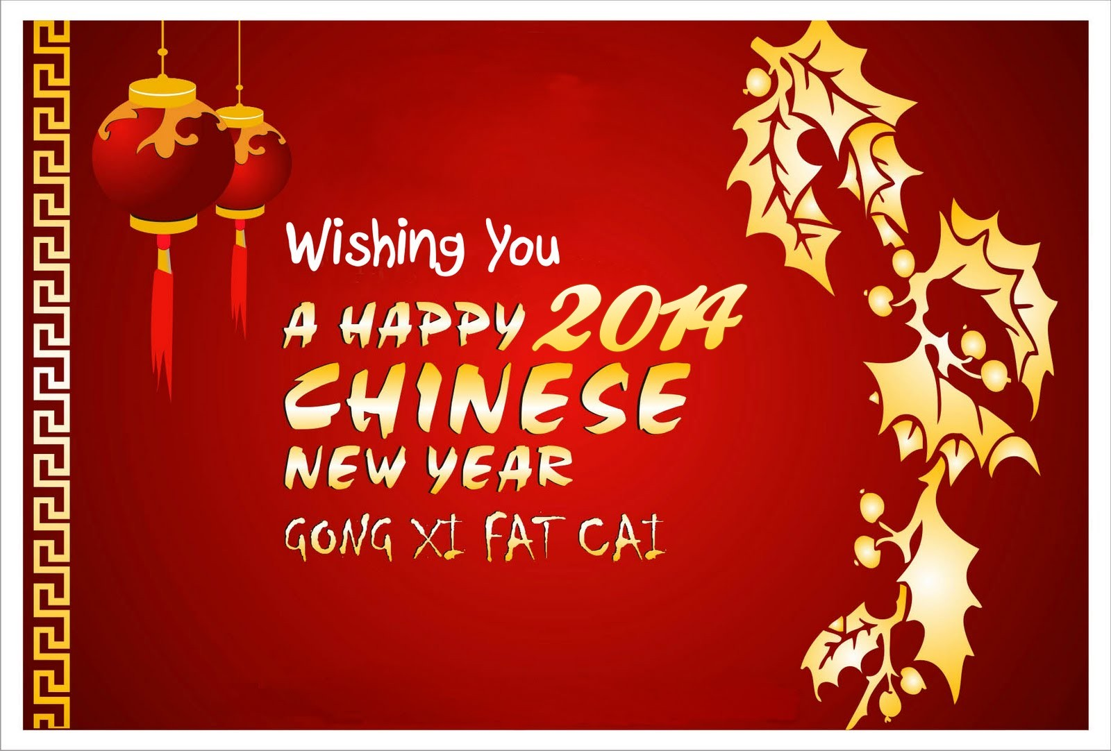 chinese new year 2014 horse wishes hdjpg - Chinese New Year 2014