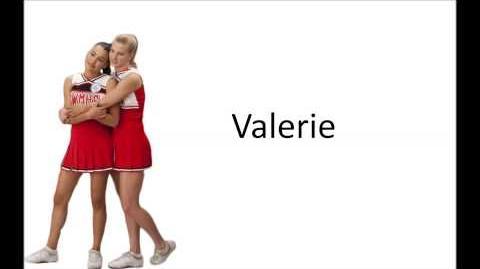 Valerie - GLEE Cast (Season 5)
