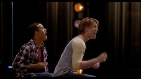 """Full Performance of """"For the Longest Time"""" from """"Lights Out"""" GLEE"""