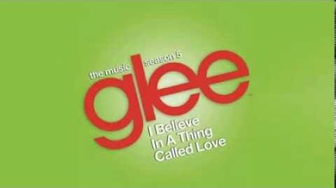 Glee - I Believe In A Thing Called Love (DOWNLOAD MP3) Full Studio HD