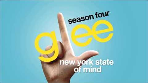 New York State of Mind Glee HD FULL STUDIO