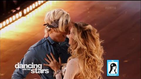 DWTS 20 - Riker Lynch & Allison Spring Break Performance LIVE 4-20-15