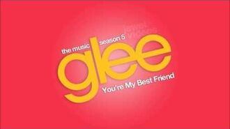 You're My Best Friend - Glee Cast HD FULL STUDIO-1