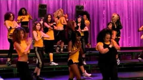 Glee- Bootylicious (Full Performance) (Official Music Video) HD