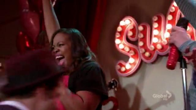 "Glee - ""Love Shack"""
