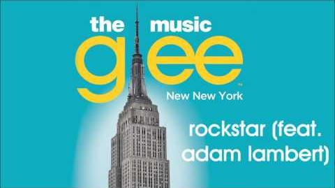 Glee - Rockstar (feat