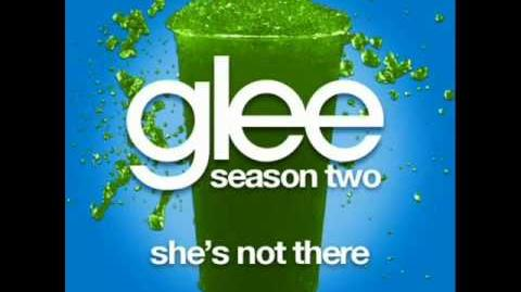 Glee She's Not There - Glee Cast Sing She's Not There - The Zombies