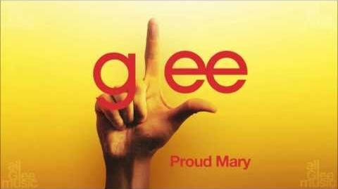 Proud Mary Glee HD FULL STUDIO