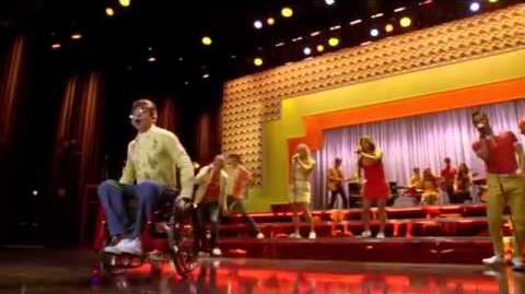 """Glee - Full Performance """"For Once In My Life"""""""
