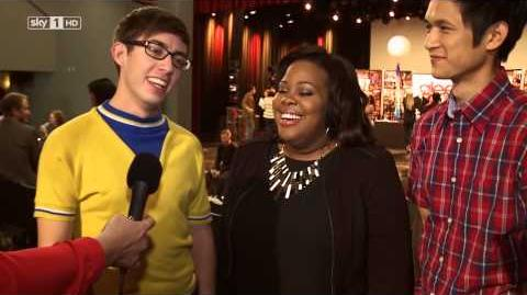 Glee 100 Exclusive Cast Interviews