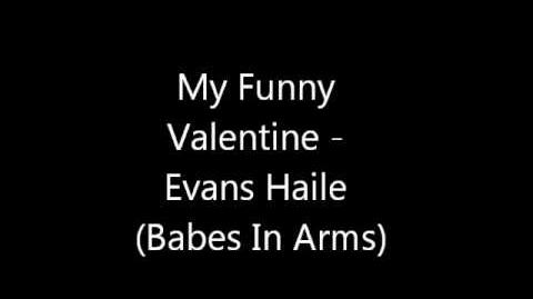 My Funny Valentine - Babes in Arms
