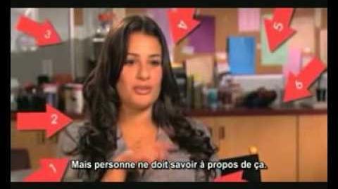 Choses que vous ne savez pas sur Lea Michele vostfr