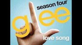 Glee - Love Song (DOWNLOAD MP3 + LYRICS)