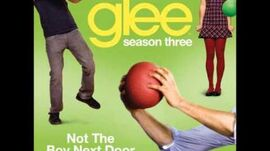 Glee - Not The Boy Next Door (DOWNLOAD MP3 + LYRICS)