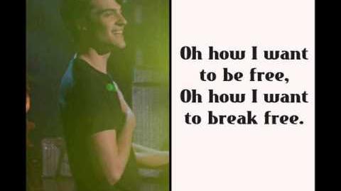 I want to break free glee lyrics