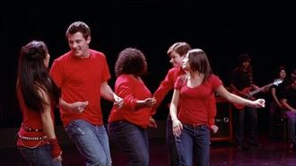 GLEE - Don't Stop Believin' (Full Performance) HD
