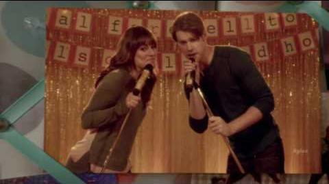 GLEE Full Performance of Time After Time
