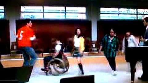 Glee - Le Freak c'est Chic