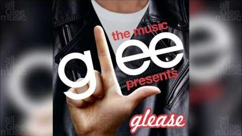 Look At Me I'm Sandra Dee (Reprise) Glee HD FULL STUDIO