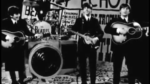 The Beatles - I Want to Hold Your Hand (Official Music Video)