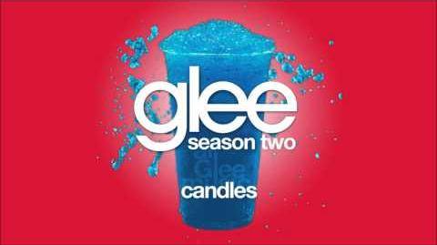 Candles Glee HD FULL STUDIO